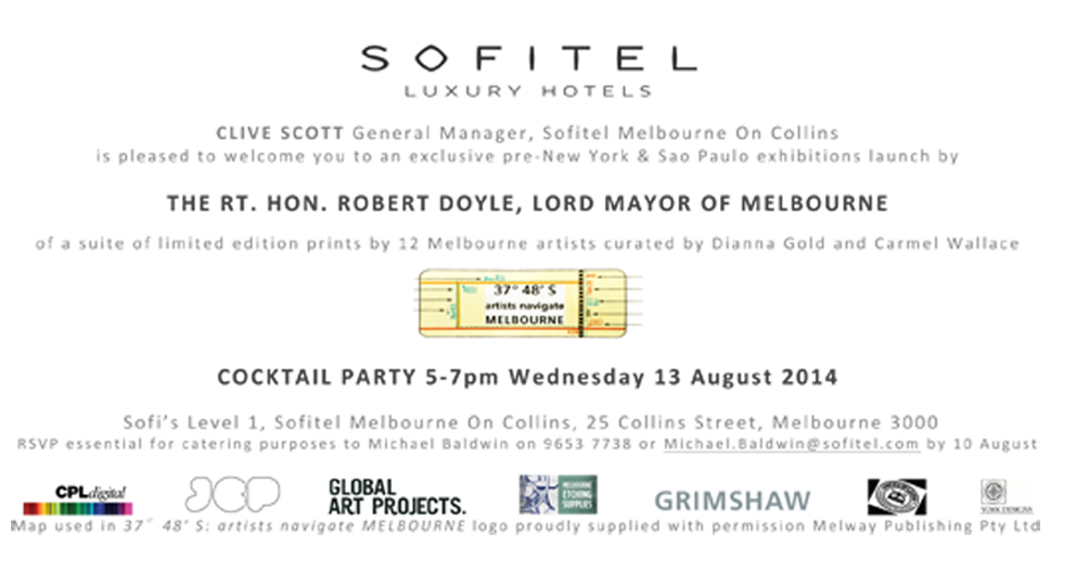 SOFITEL launch invite back