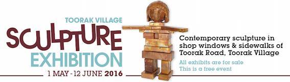 Toorak Village Sculpture Exhibition